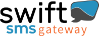 Swift SMS Gateway logo